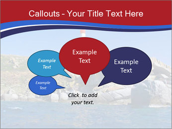 Lighthouse And Rock PowerPoint Templates - Slide 73