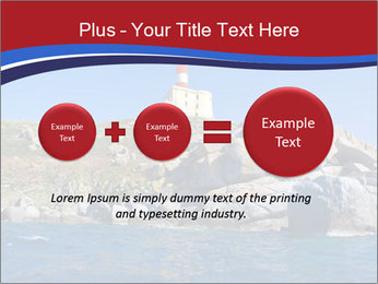 Lighthouse And Rock PowerPoint Templates - Slide 75