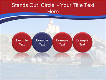 Lighthouse And Rock PowerPoint Templates - Slide 76