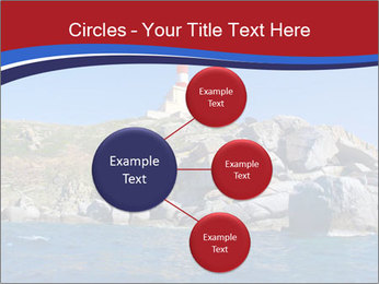 Lighthouse And Rock PowerPoint Templates - Slide 79