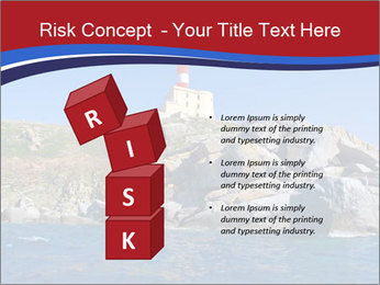 Lighthouse And Rock PowerPoint Templates - Slide 81