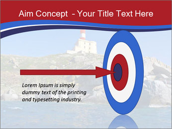 Lighthouse And Rock PowerPoint Templates - Slide 83