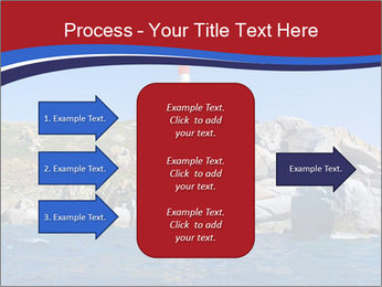 Lighthouse And Rock PowerPoint Templates - Slide 85
