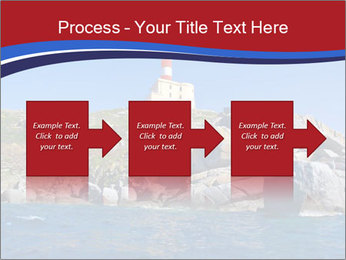 Lighthouse And Rock PowerPoint Templates - Slide 88