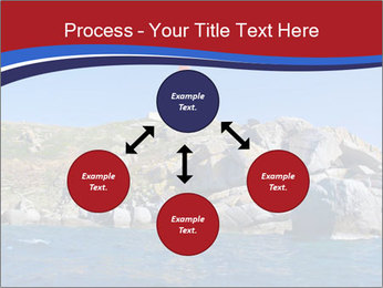 Lighthouse And Rock PowerPoint Templates - Slide 91