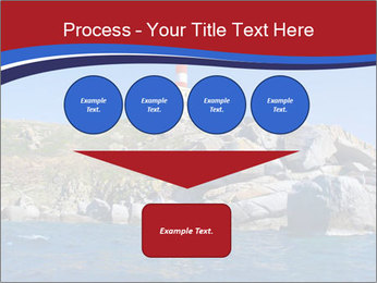 Lighthouse And Rock PowerPoint Templates - Slide 93