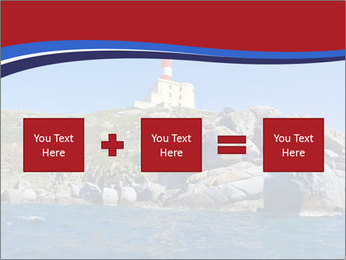 Lighthouse And Rock PowerPoint Templates - Slide 95