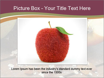 Apple And Nuts PowerPoint Templates - Slide 15