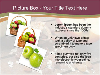 Apple And Nuts PowerPoint Templates - Slide 17