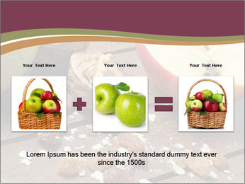 Apple And Nuts PowerPoint Templates - Slide 22