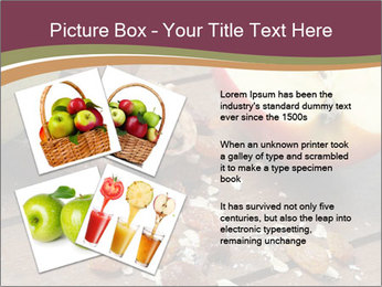 Apple And Nuts PowerPoint Templates - Slide 23