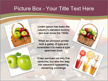 Apple And Nuts PowerPoint Templates - Slide 24