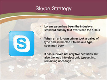 Apple And Nuts PowerPoint Templates - Slide 8