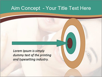 Woman And Newborn PowerPoint Template - Slide 83