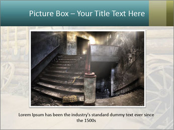 Old Wooden Cart PowerPoint Template - Slide 16