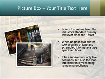 Old Wooden Cart PowerPoint Template - Slide 20
