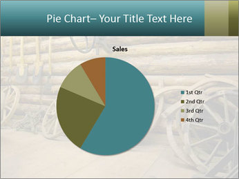 Old Wooden Cart PowerPoint Template - Slide 36