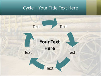 Old Wooden Cart PowerPoint Template - Slide 62