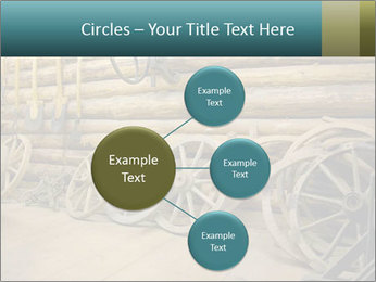 Old Wooden Cart PowerPoint Template - Slide 79