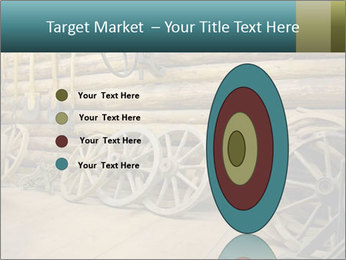 Old Wooden Cart PowerPoint Template - Slide 84