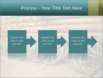 Old Wooden Cart PowerPoint Template - Slide 88