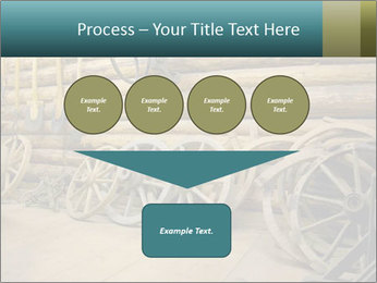 Old Wooden Cart PowerPoint Template - Slide 93