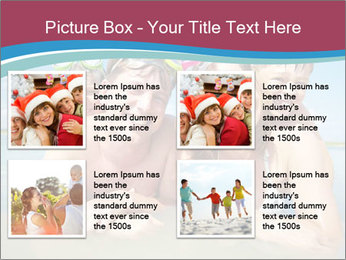 Family Sea Vacation PowerPoint Template - Slide 14