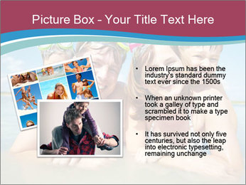 Family Sea Vacation PowerPoint Template - Slide 20