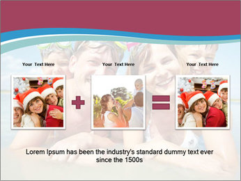 Family Sea Vacation PowerPoint Template - Slide 22