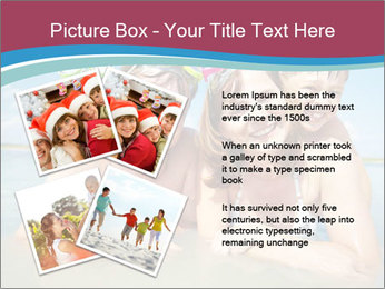 Family Sea Vacation PowerPoint Template - Slide 23