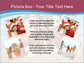 Family Sea Vacation PowerPoint Template - Slide 24