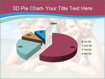 Family Sea Vacation PowerPoint Template - Slide 35