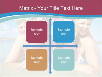 Family Sea Vacation PowerPoint Template - Slide 37