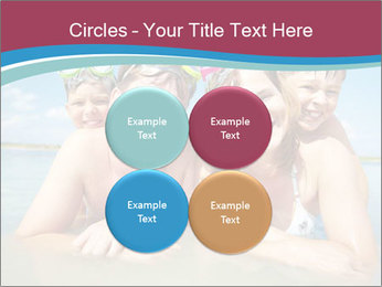 Family Sea Vacation PowerPoint Template - Slide 38