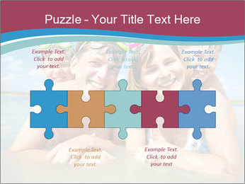Family Sea Vacation PowerPoint Template - Slide 41