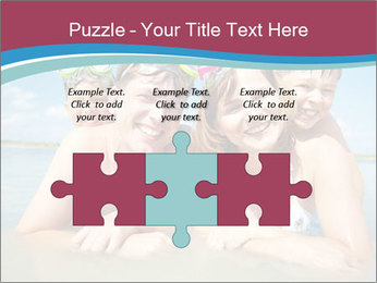 Family Sea Vacation PowerPoint Template - Slide 42