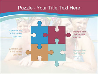 Family Sea Vacation PowerPoint Template - Slide 43