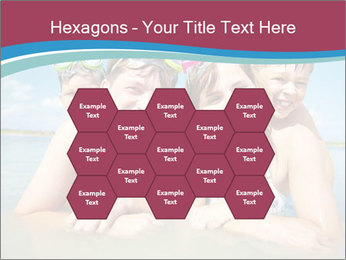 Family Sea Vacation PowerPoint Template - Slide 44
