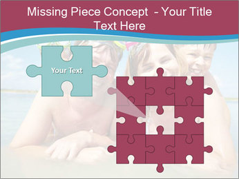 Family Sea Vacation PowerPoint Template - Slide 45