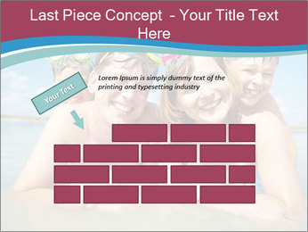 Family Sea Vacation PowerPoint Template - Slide 46