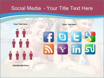 Family Sea Vacation PowerPoint Template - Slide 5