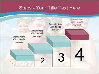 Family Sea Vacation PowerPoint Template - Slide 64