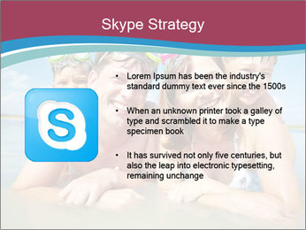 Family Sea Vacation PowerPoint Template - Slide 8
