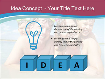 Family Sea Vacation PowerPoint Template - Slide 80