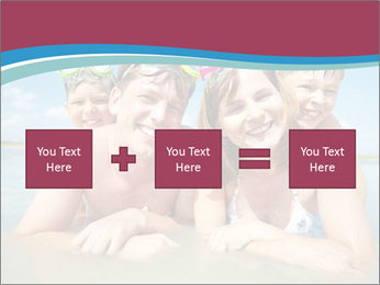 Family Sea Vacation PowerPoint Template - Slide 95