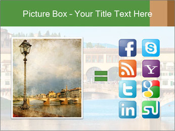 Bridge In Firenze PowerPoint Template - Slide 21