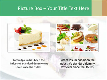 Berry Tart With Almond PowerPoint Template - Slide 18