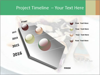 Berry Tart With Almond PowerPoint Template - Slide 26