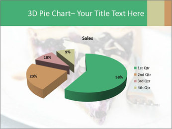 Berry Tart With Almond PowerPoint Template - Slide 35