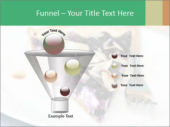 Berry Tart With Almond PowerPoint Template - Slide 63
